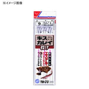 ハヤブサ(Hayabusa) 投げキス・カレイ天秤式 ベーシック 2本鈎 鈎12/ハリス3 白 N-502