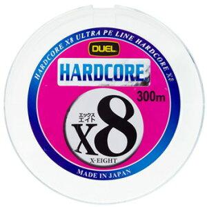 ハードコア X8 3号 300m H3268