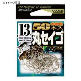 ささめ針(SASAME) 丸セイゴ(50本入) 14号 黒 05VMS
