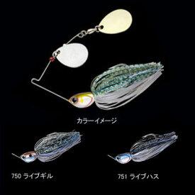 NORIES(ノリーズ) ウインドレンジ タンデムコロラド 3/8oz 750 ライブギル 9354