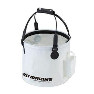 プロマリン(PRO MARINE) EVA活かしバケツ 30cm ホワイト AEP050-30