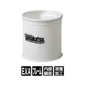 がまかつ(Gamakatsu) マルチロールホルダー 丸型 ホワイト 52020-1-2