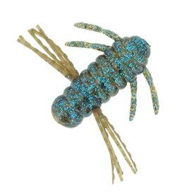 バークレイ 青木虫(アオキムシ) 1.5インチ (CBF)シナモンブルーフレック 1313919