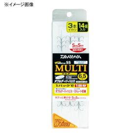 ダイワ(Daiwa) D-MAX 鮎SS WT ONE 3本イカリ SS エアースピード 6.5号
