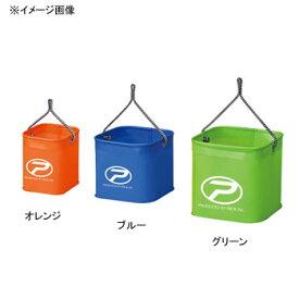 プロックス(PROX) EVA角バケツ 24cm オレンジ・ブルー・グリーン PX837K24