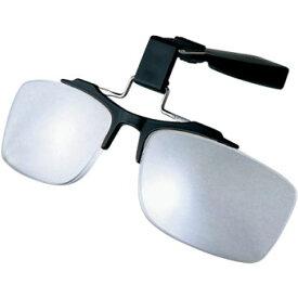 がまかつ(Gamakatsu) 老眼キャップバイザーグラス GM-1731 1.5 クリアー 51731-1-1.5