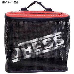 ドレス(DRESS) フローティングバッグ L レッド×ホワイト LD-DP-1610