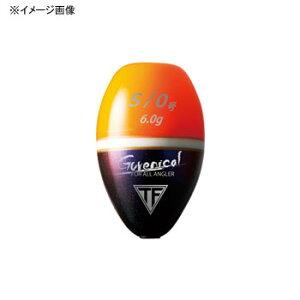 釣研 グレニカル S 0α オレンジ