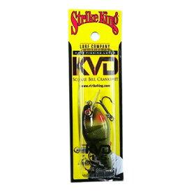 Strike King(ストライクキング) KVD スクエアビルクランクベイト 1.5 680 イエローパーチ HCKVDS1.5-680
