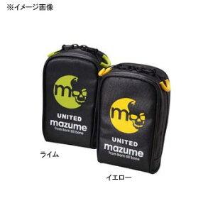 MAZUME(マズメ) モバイルケース イエロー MZAS-231