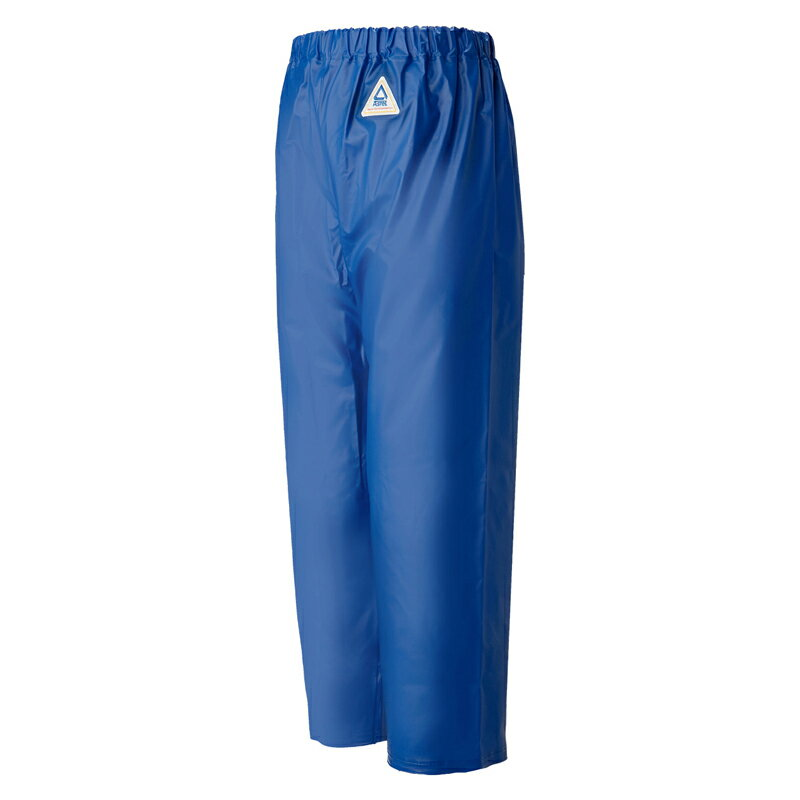 ロゴス(LOGOS) レインアタッカー ズボン L ブルー 12560002