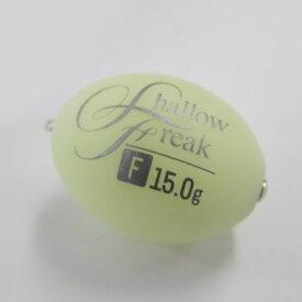 アルカジックジャパン (Arukazik Japan) シャローフリーク 15.0g ホワイトグロー 25013