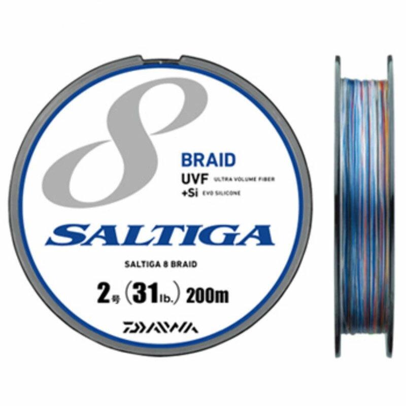 ダイワ(Daiwa) UVF ソルティガセンサー 8ブレイド+Si 200m 1.2号/20lb 04634604