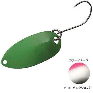 シマノ(SHIMANO) TR-0017 カーディフ ロールスイマー 2.5g 63T ピンクシルバー 43602