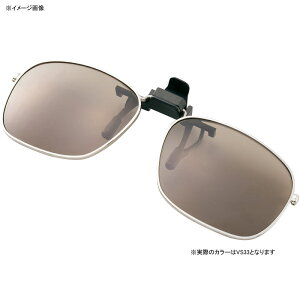 がまかつ(Gamakatsu) クリップオングラス(ViSIGHT LENS) GM-1736 VS33 51736-1-0
