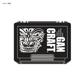 ガンクラフト(GAN CRAFT) フェイスロゴJK BOX #03 クリア×グレー VS-3020