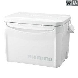 シマノ(SHIMANO) LZ-326Q HOLIDAY-COOL(ホリデー クール) 260 26L ピュアホワイト 53833