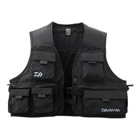 ダイワ(Daiwa) DV-3408 ダイワ・フィッシングベスト M ブラック 08330201