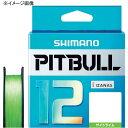 シマノ(SHIMANO) PL-M62R PITBULL(ピットブル)12 200m 2.0号 サイトライム 57299