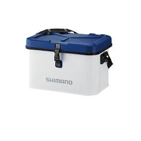 シマノ(SHIMANO) BK-063R ライトタックルバック 27L ホワイト 56522