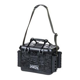 プロックス(PROX) EVA タックルバッカン ロッドホルダー付 36cm ブラック PX966236BK