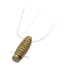 バークレイ 青木虫ミッド 1.7インチ フルゴールド 1485238