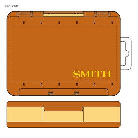 スミス(SMITH LTD) スミスリバーシブルMG D86オレンジ クリアーブラウン×カーキ