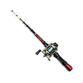 OGK(大阪漁具) チビテトラセット3 105BT レッド CTS105BT3