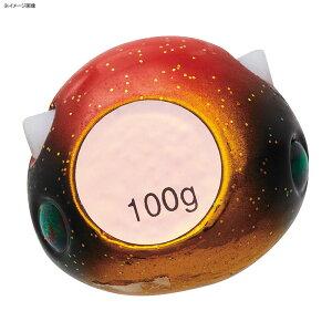 ダイワ(Daiwa) 紅牙 ベイラバー フリー TG α ヘッド 60g 黄金オレンジ 07460281