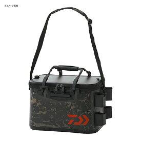 ダイワ(Daiwa) LT タックルバッグ D33(A) ブラックカモフラージュ 08530212