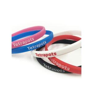 テトラポッツ(Tetrapots) TP Silicon Band スリム M ブラック TPG-046