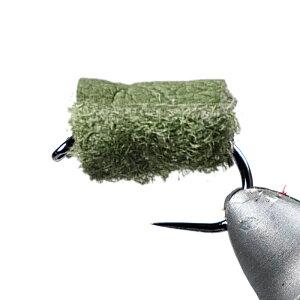 Bush Craft(ブッシュクラフト) ペレット ビーズなし 3 #12 ダークオリーブ 81651