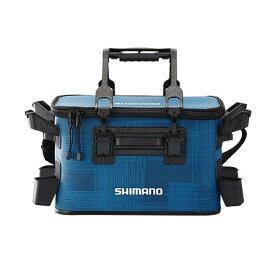 シマノ(SHIMANO) BK-021R ロッドレスト タックルバッグ(ハードタイプ) 27L4 ドレイニングブルー 64952