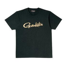 がまかつ(Gamakatsu) Tシャツ(筆記体ロゴ) GM-3576 3L ブラック 53576-15-0