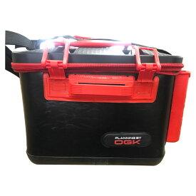 OGK(大阪漁具) EVAハードバッカンツインロッドホルダー 限定商品 36 ブラック OG49636K