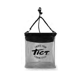 TICT(ティクト) フォールディングライブバケツ クリア(PVC)
