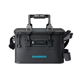 シマノ(SHIMANO) BK-021R ロッドレスト タックルバッグ(ハードタイプ) 27L2 ブラック 69844