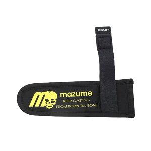 MAZUME(マズメ) mazume 2ピースロッドティップカバー II スカルm イエロー MZAS-502