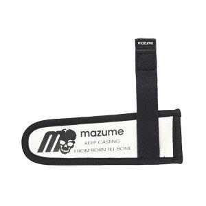 MAZUME(マズメ) mazume 2ピースロッドティップカバー II スカルm ホワイト MZAS-502