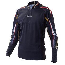 がまかつ(Gamakatsu) ストレッチロングスリーブシャツ L ブラック GM3625