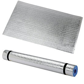 BUNDOK(バンドック) アルミロールマット 200×120cm LL(1.2×2m) BD-343