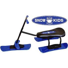 キャプテンスタッグ(CAPTAIN STAG) 雪の上ノッタロー スノースクーター ソリ/草遊び/雪遊び/草すべり ブルー M-6274