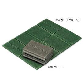 EVERNEW(エバニュー) コンパクト折りたたみマット 030(グレー) EBY462