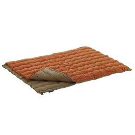 ロゴス(LOGOS) 2in1・Wサイズ丸洗い寝袋・2 72600680