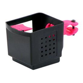 OGK(オージーケー) ドリンクホルダー PBH-003 黒ピンク 18111