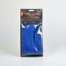 Live Fire Gear(ライブファイヤーギア) 550 ファイヤーコード 25ft ロイヤルブルー 02-03-550f-0011