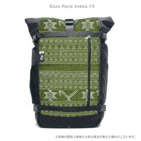 ETHNOTEK(エスノテック) Raja Pack ラージャパック46 46L インディア19 RJ-PK-46-IN19