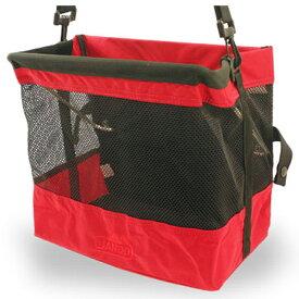 ジャンド(JANDD) Grocery Bag Pannier 21L レッド FGBP