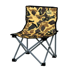 キャプテンスタッグ(CAPTAIN STAG) キャンプアウト コンパクトチェア カモフラージュ キャンプ/レジャー椅子 UC-1627