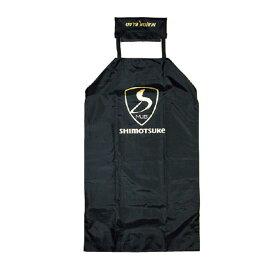 下野(しもつけ) MJB 防水シートカバー ヘッドレスト専用 ブラック